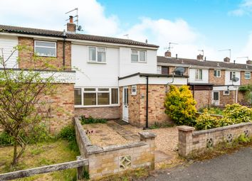 Thumbnail 3 bedroom end terrace house for sale in Caie Walk, Bury St. Edmunds