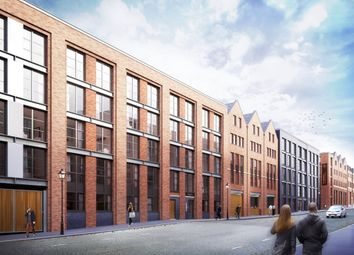 Thumbnail 2 bed flat for sale in Camden House, St George's Urban Village, Carver Street, Jewellery Quarter