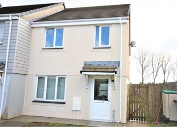 Thumbnail 3 bed property for sale in Blakes Close, Delabole