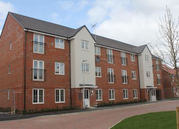Thumbnail 2 bed flat for sale in The Village, Buntingford