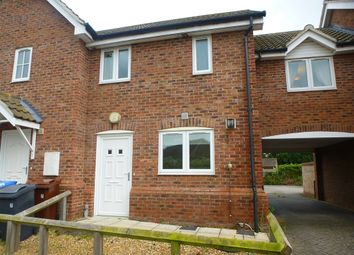 Thumbnail 2 bedroom terraced house for sale in Heathlands, Beck Row, Bury St. Edmunds