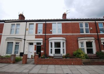 Thumbnail 4 bedroom terraced house for sale in Wolveleigh Terrace, Gosforth, Newcastle Upon Tyne