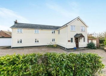 Thumbnail 4 bed detached house for sale in Stones Green, Harwich, Essex