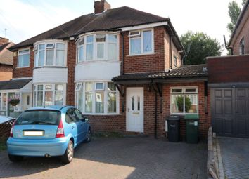 Thumbnail 3 bed semi-detached house to rent in Defford Drive, Oldbury