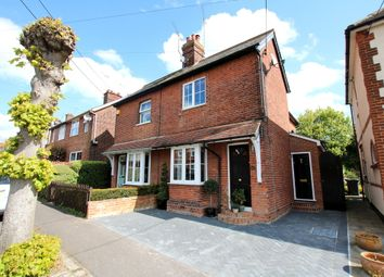 Thumbnail 2 bed semi-detached house for sale in The Avenue, Dunmow