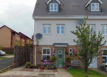 Thumbnail 3 bed town house to rent in Queens Crescent, Eliburn, Livingston