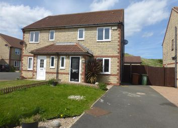 Thumbnail 3 bed semi-detached house to rent in Intrepid Close, Hartlepool