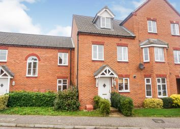 3 bed terraced house for sale in South Meadow Road, St Crispins, Northampton NN5