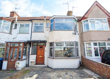 Thumbnail 3 bed terraced house for sale in Evelyn Avenue, London