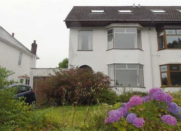 Thumbnail 3 bed semi-detached house for sale in Clasemont Road, Swansea