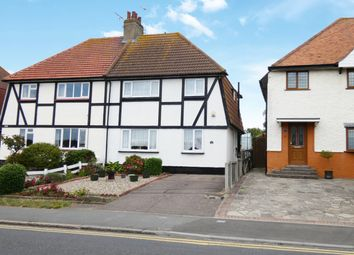 Thumbnail 3 bed semi-detached house for sale in Walton Road, Walton On Naze, Essex