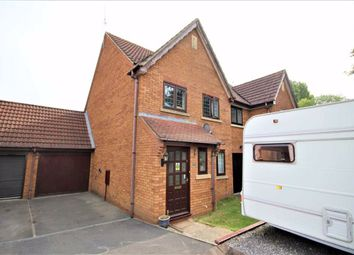 Thumbnail 3 bed semi-detached house for sale in Rhine Close, Swindon
