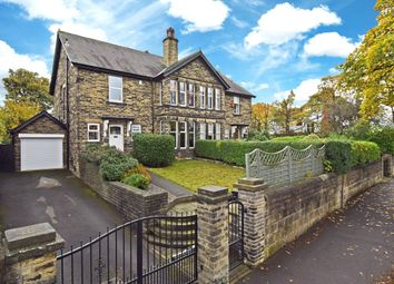 Thumbnail 4 bed semi-detached house for sale in Flanshaw Lane, Alverthorpe, Wakefield