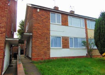 Thumbnail 2 bed flat for sale in Burnside Way, Longbridge, Northfield, Birmingham