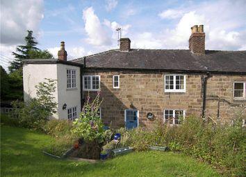 Thumbnail 2 bed end terrace house for sale in Makeney, Milford, Belper