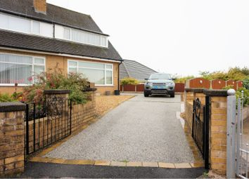 Thumbnail 2 bed semi-detached house for sale in Birch Avenue, Wigan