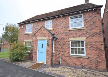 Thumbnail 4 bed detached house for sale in Copley Gardens, Sprotbrough, Doncaster