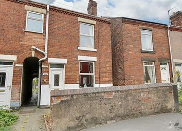 Thumbnail 2 bed semi-detached house for sale in Market Street, Clay Cross, Chesterfield, Derbyshire