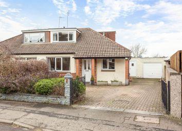 Thumbnail 4 bedroom semi-detached bungalow for sale in 2 Swan Spring Avenue, Comiston, Edinburgh