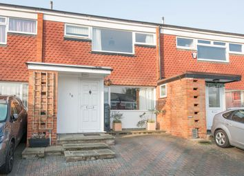 Thumbnail 3 bed terraced house for sale in The Glen, Addlestone