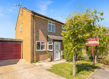 Thumbnail 2 bed semi-detached house for sale in Trefoil Close, Horsham, West Sussex