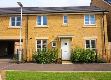 Thumbnail 3 bed end terrace house for sale in Falcon Road, Yeovil