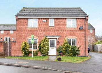 Thumbnail 3 bedroom town house for sale in Barker Round Way, Burton-On-Trent