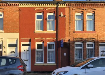 Thumbnail 2 bed terraced house for sale in Lothair Road, Leicester, 7