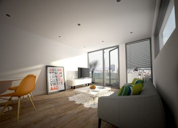 Thumbnail 1 bed flat for sale in Hoyle Street, Manchester