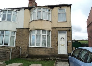 Thumbnail 3 bed semi-detached house to rent in Ravensthorpe Road, Dewsbury