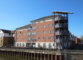 Thumbnail 2 bed flat to rent in Riverview House, Viersen Platz, Peterborough