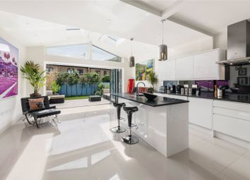 Thumbnail 4 bed semi-detached house for sale in Dalgarno Gardens, London