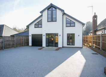 Thumbnail 3 bed detached house for sale in London Road, Addington, West Malling