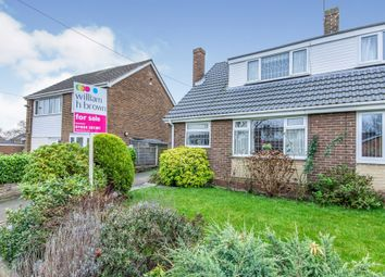 Thumbnail 2 bed semi-detached bungalow for sale in Pinfold Drive, Crofton, Wakefield