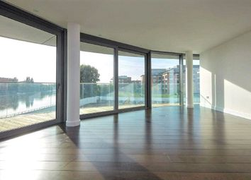 Thumbnail 3 bed flat for sale in Goldhurst House, Parr's Way, Fulham Reach, London