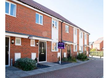 Thumbnail 2 bed terraced house for sale in Brentwood, Norwich