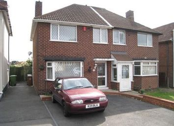 Thumbnail 3 bed semi-detached house to rent in Tyndale Crescent, Great Barr, Birmingham