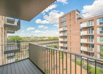 Thumbnail 3 bed flat to rent in Royal Wharf E16, London,