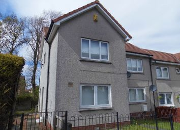 Thumbnail 1 bed flat for sale in Limecraigs Road, Paisley