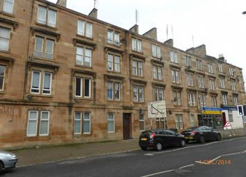 Thumbnail 1 bed flat to rent in Newlands Road, Glasgow