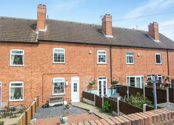 Thumbnail 3 bedroom terraced house for sale in Field Drive, Shirebrook, Mansfield, Derbyshire