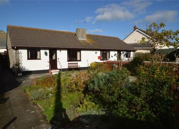 Thumbnail 2 bed semi-detached bungalow for sale in Trekieve Meadow, Guildford Road, Hayle, Cornwall