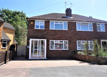 Thumbnail 3 bed semi-detached house for sale in Dudley Avenue, Waltham Cross