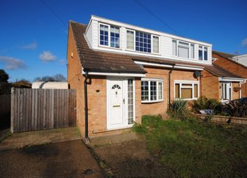 Thumbnail 3 bed semi-detached house for sale in Cumberland Close, Braintree