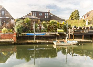 Thumbnail 4 bed property to rent in Kingswood Creek, Wraysbury, Staines