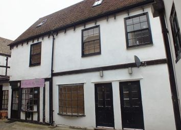 Thumbnail 2 bedroom town house for sale in Manor Mews, Bridge Street, St. Ives, Huntingdon