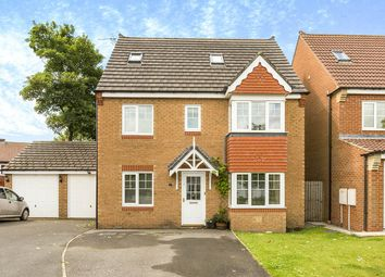 Thumbnail 5 bed property for sale in Coppice Mount, Crook