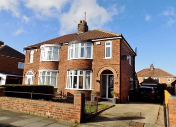 Thumbnail 3 bedroom semi-detached house for sale in 12 Derwentwater Avenue, Acklam, Middlesbrough