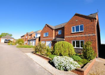 Thumbnail 6 bed detached house for sale in Cedar Court, Hulland Ward, Ashbourne