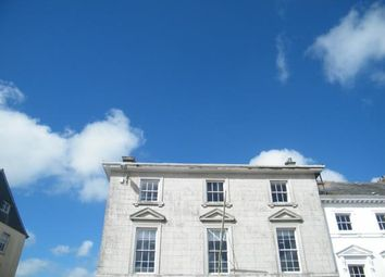 Thumbnail 3 bed flat for sale in Liskeard, Cornwall